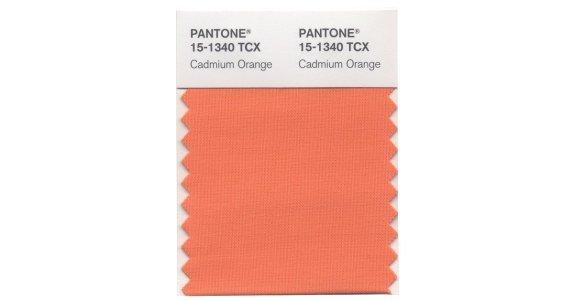 Cadmium-Orange
