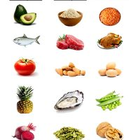 HEALTHY FOOD, FOR HEALTHY HAIR (I)