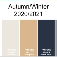 THE CLASSICS OF THE LFW PANTONE PALETTE FOR AUTUMN/WINTER 2020-21
