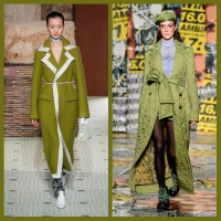 FASHION COLOR TREND REPORT AUTUMN-WINTER 2019/2020 FOR NEW YORK FASHION WEEK