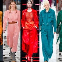 FALL - WINTER 2019: PANTONE LONDON FASHION WEEK EDITION