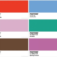 SPRING – SUMMER 2018 PANTONE: LONDON FASHION WEEK INSPIRATION