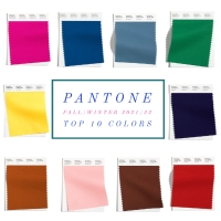 NEW YORK FASHION WEEK COLOR PALETTE FOR AUTUMN/WINTER 2021/2022